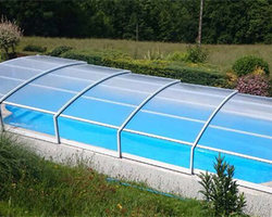 Freedom Piscine Vaucluse - Pernes-les-Fontaines - Abris de piscine
